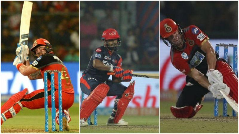 Unorthodox cricketing shots and the IPL can't be separated