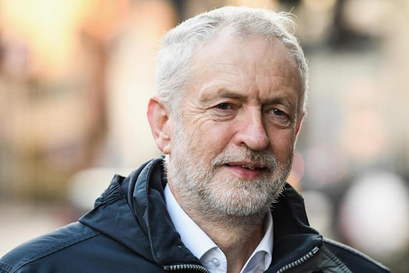 Mr Blair said he admired the Labour leader's demeanor. (Getty Images)