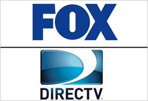 Fox, Direct TV logos | Photo Credits: Fox, Direct TV