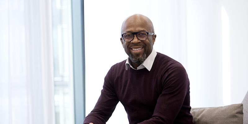 Tunji Akintokun MBE Director, Head of Sales UK, PwC