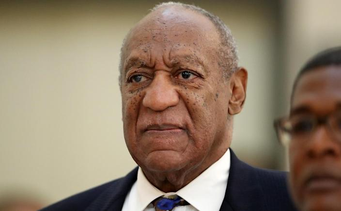 Bill Cosby on September 24, 2018. / Credit: David Maialetti/REUTERS
