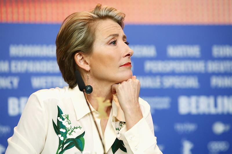 Emma Thompson Threatened to Quit a Movie After Her Co-Star Was Asked to Lose Weight