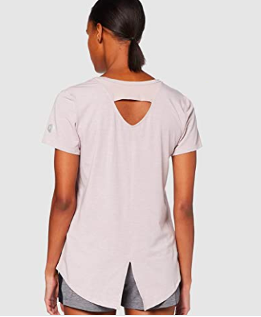 Under Armour Women's Athlete Recovery Sleepwear Short Sleeve Shirt, S$59.03. PHOTO: Amazon