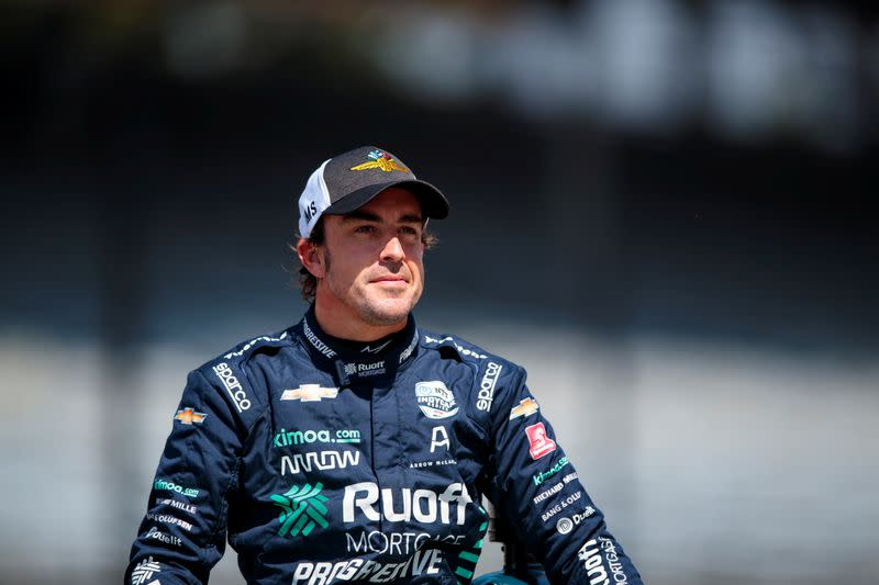 FILE PHOTO: IndyCar: 104th Running of the Indianapolis 500-Qualifying