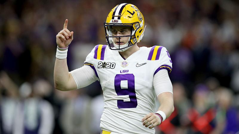 Peyton Manning reminds Joe Burrow: Bengals picking No. 1 for a reason