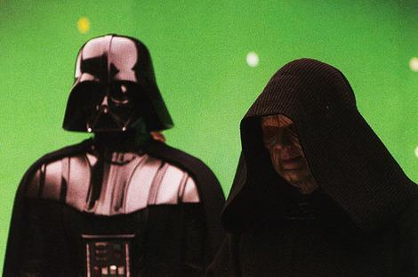 Ian McDiarmid talks about his time filming 'Revenge of the Sith'