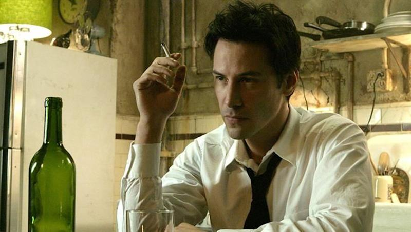 Keanu Reeves is just as eager to play John Constantine again (Image by Warner Bros)