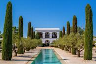 """<p>'It's more than a hotel, it's a state of mind' is the mantra at <a href=""""https://www.booking.com/hotel/es/ca-na-xica.en-gb.html?aid=2070929&label=ibiza-hotels"""" rel=""""nofollow noopener"""" target=""""_blank"""" data-ylk=""""slk:Ca Na Xica"""" class=""""link rapid-noclick-resp"""">Ca Na Xica</a>, and it's easy to see why. Surrounded by thousand-year-old olive trees, this intimate hotel in a whitewashed finca exudes calm and tranquility. The grounds are dominated by a spectacular T-shaped saltwater pool which is lined with native conifers and ancient olive trees. There's also a spa and a man-made 'beach' lounging area.</p><p>Rooms and suites are housed in stark white cubes, a dramatic contrast with the terracotta earth. While Salvia, the hotel's super sleek Mediterranean restaurant is designed with an abundance of natural stone, glass and wood. Don't miss dinner on the romantic, lantern lined terrace, regarded as one of the best in the area.</p><p><a class=""""link rapid-noclick-resp"""" href=""""https://www.booking.com/hotel/es/ca-na-xica.en-gb.html?aid=2070929&label=ibiza-hotels"""" rel=""""nofollow noopener"""" target=""""_blank"""" data-ylk=""""slk:CHECK AVAILABILITY"""">CHECK AVAILABILITY</a></p>"""