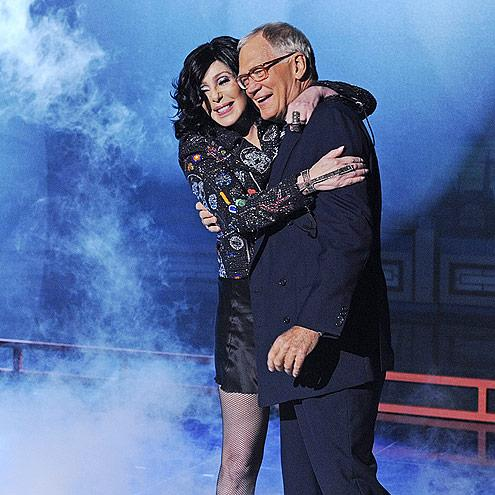 Cher: David Letterman Paid Me $28,000 to Go on His Show