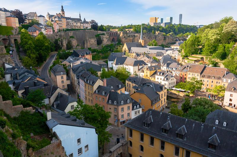 Luxembourg: istock/Getty Images