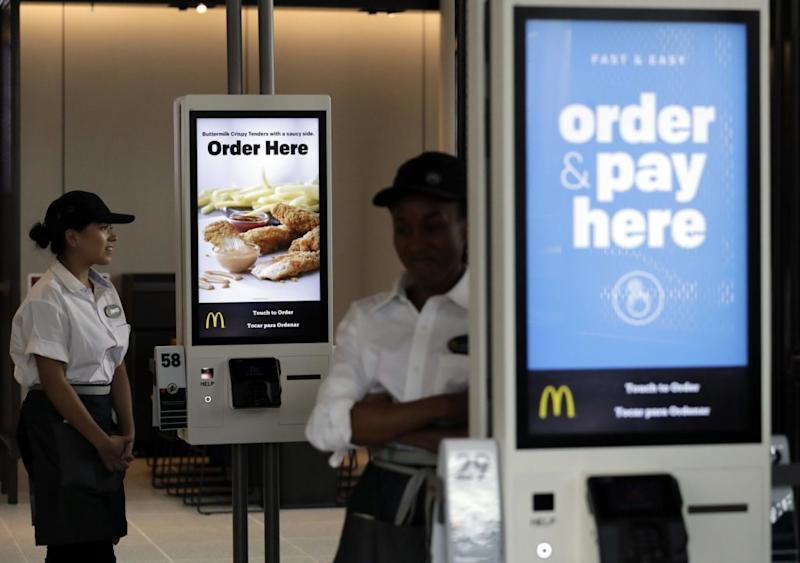 McDonald's CFO: Technology Investment Is Necessary to Grow
