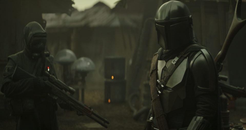 The Mandalorian Episode 13 - The Jedi (Disney+)