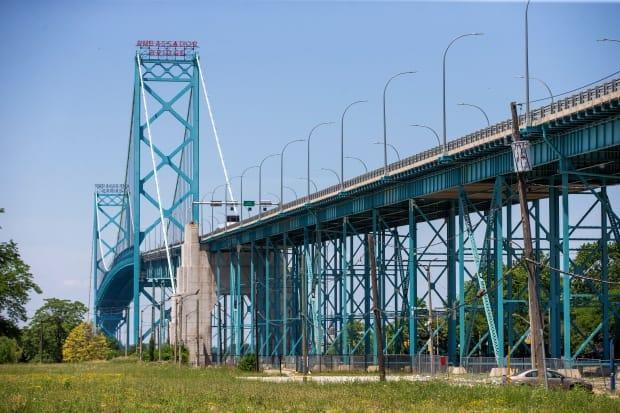 Onsite testing will be made available as of March 4 at the Ambassador Bridge and Windsor-Detroit Tunnel.