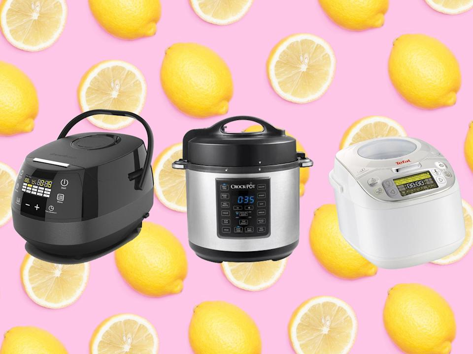 You could do away with your microwave, slow cooker, pots and pans and even your oven if you have one of these (iStock/ The Independent)