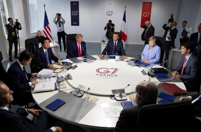 FILE PHOTO: G7 Summit in France