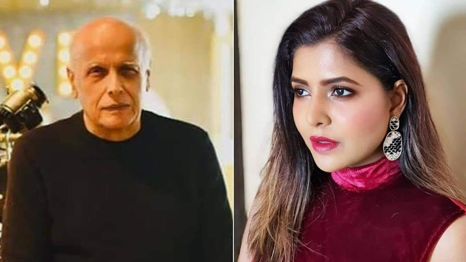 Actor accuses Mahesh Bhatt of harassment; her husband rubbishes claims