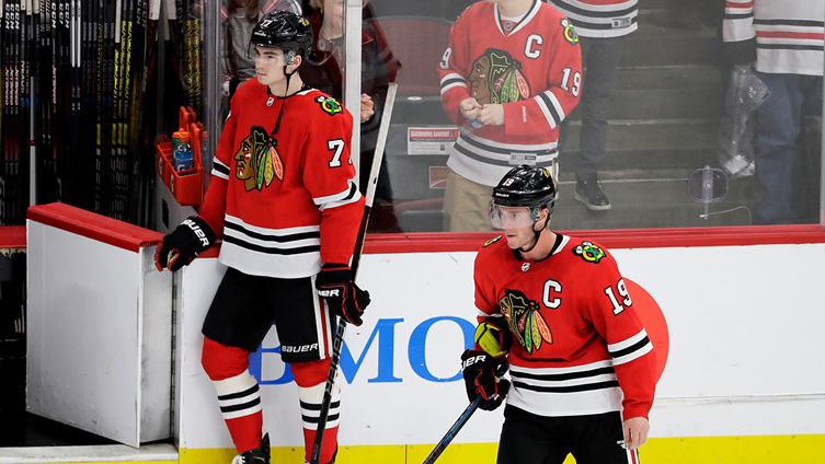 Blackhawks are who we think they are: 'We're inconsistent'