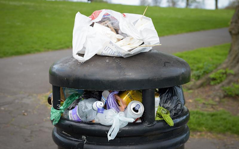Littering must become a new social taboo - Ben Birchall/PA