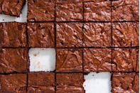<p>If you have a sweet tooth, brownies are one of the best ways to satisfy it at the beach. Since they're baked through they won't melt like other chocolatey treats, and they don't need to stay in the cooler if you're short on space. </p>