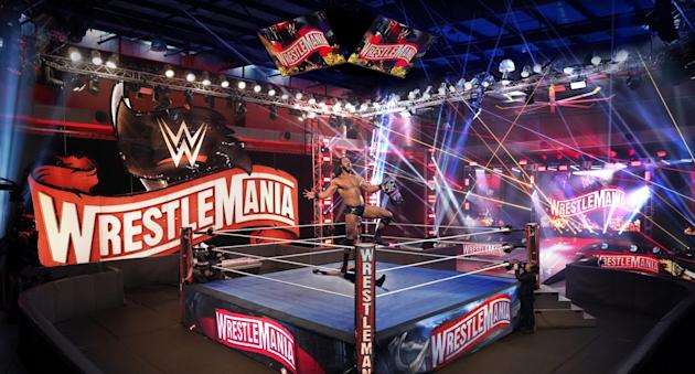 Slams, Not Dunks: WWE Replaces the National Basketball Association at One Florida Arena