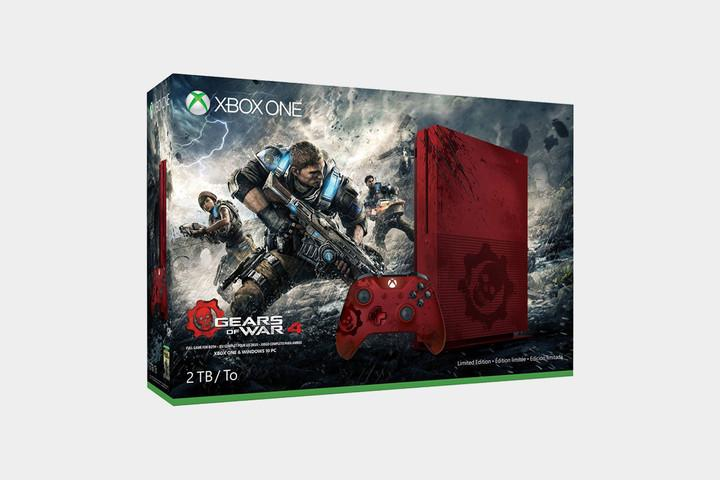 Gears Xbox One S Bundle