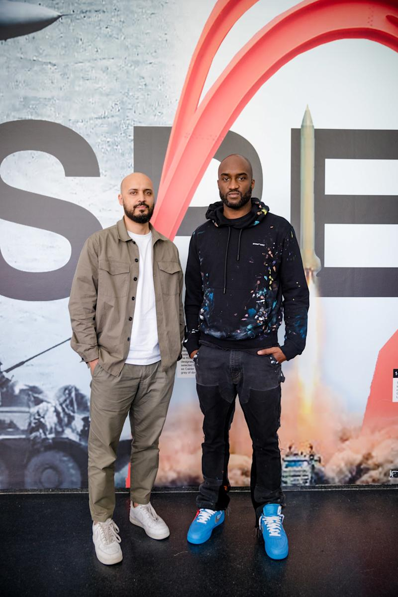 Virgil Abloh on His New Chicago Exhibition and Why He's An
