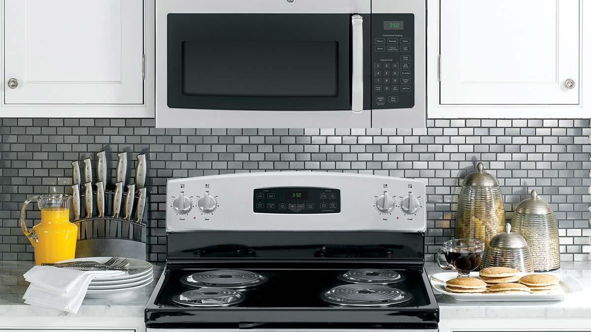 Best Over-the-Range Microwaves From Consumer Reports' Tests