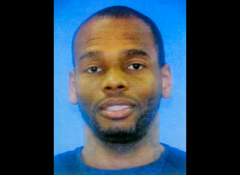 """Gerald """"Skip"""" Murphy,  38,  is seen in this photograph provided by the Mercer County Prosecutor's Office in Trenton, N.J., Sunday, May 12, 2013. Three children are safe after a 36-hour standoff with Murphy, who was armed, ended early Sunday, in Trenton, N.J., state law enforcement officials said. Murphy was killed during the rescue, officials said. But the bodies of a woman, presumed to be homeowner Carmelita Stevens, 44 -- the mother of the children -- and a young boy, presumed to be her 13-year-old son, were found decomposing in the home. (AP Photo/Mel Evans)"""