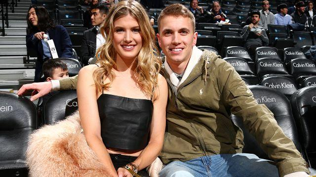 Bouchard and Goehrke. Image: Getty