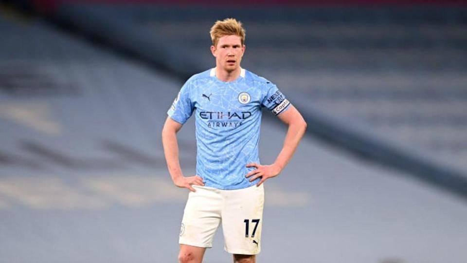 Manchester City v Manchester United - Premier League | Laurence Griffiths/Getty Images