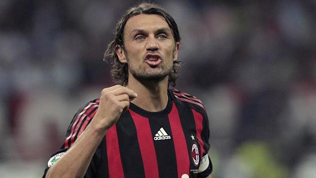<p><strong>Number of games: 1028</strong></p> <br><p>Beating Giggs by just one appearance is another one-club man, who will go down into the annuls of football history. </p> <br><p>Maldini continued playing for his beloved Milan while in his 40s, and will go down as one of the greatest defenders in history, following his incredible career both for the Rossoneri and for the Italian national side. </p>