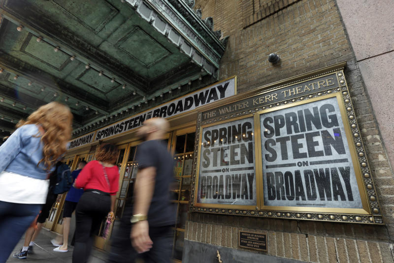 Broadway ticket-buying now easier for fans, not re-sellers