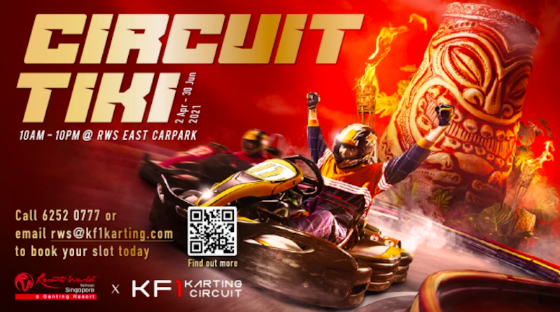 Poster of Circuit Tiki