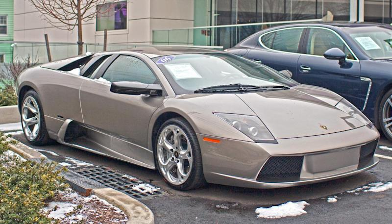 Should I Give My Son A Used Lamborghini As His First Car?