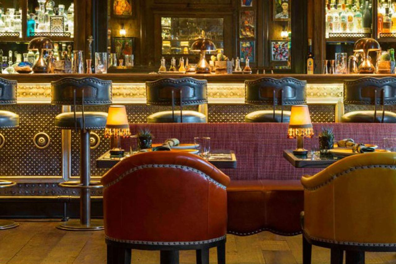 "<p><a href=""http://www.townandcountrymag.co.uk/lifestyle/londons-best-members-clubs#""></a><a href=""https://annabels.co.uk"" target=""_blank"">Annabel's</a> is a feast for the eyes, with four floors of restaurants, bars and secret spaces designed by Martin Brudnizki Design Studio. There's world-class art on the walls, an English garden-style interior courtyard, a well-stocked wine cellar and cigar room, and a Garden of Eden-inspired nightclub. 46 Berkeley Square, London W1.     </p>"
