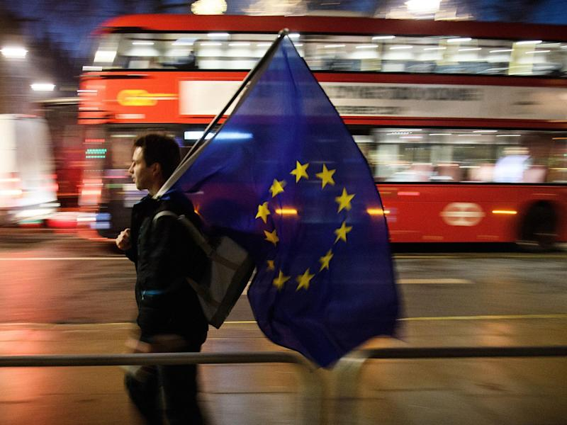 Remainers say they knew all along that leaving the EU without a favourable deal would cause an economic disaster for Britain: Getty