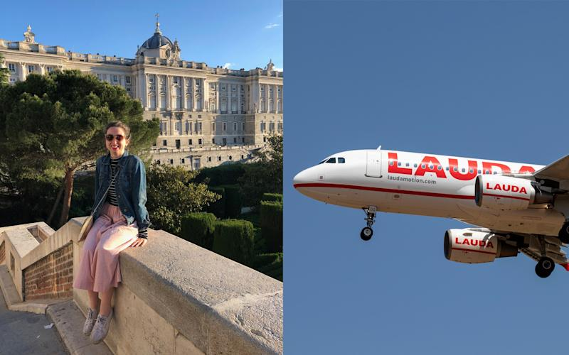 Antonia Jeans was thrown off a Laudamotion flight because of her nut allergy - Antonia Jeans / Wikimedia Commons