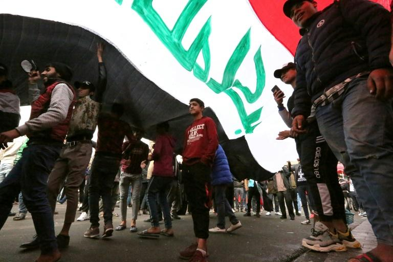 Iraq's capital and its Shiite-majority south have been gripped by more than two months of rallies against corruption, poor public services and a lack of jobs