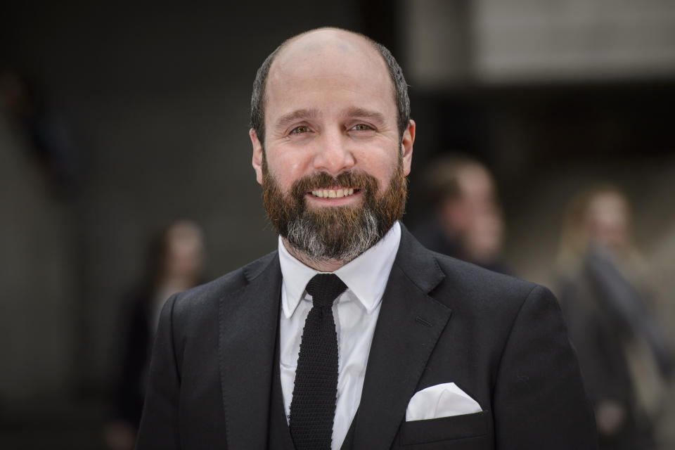 Johnny Harris attending the UK Premiere of Jawbone at BFI Southbank, London. Picture date: Monday May 8th, 2017. Photo credit should read: Matt Crossick/ EMPICS Entertainment.