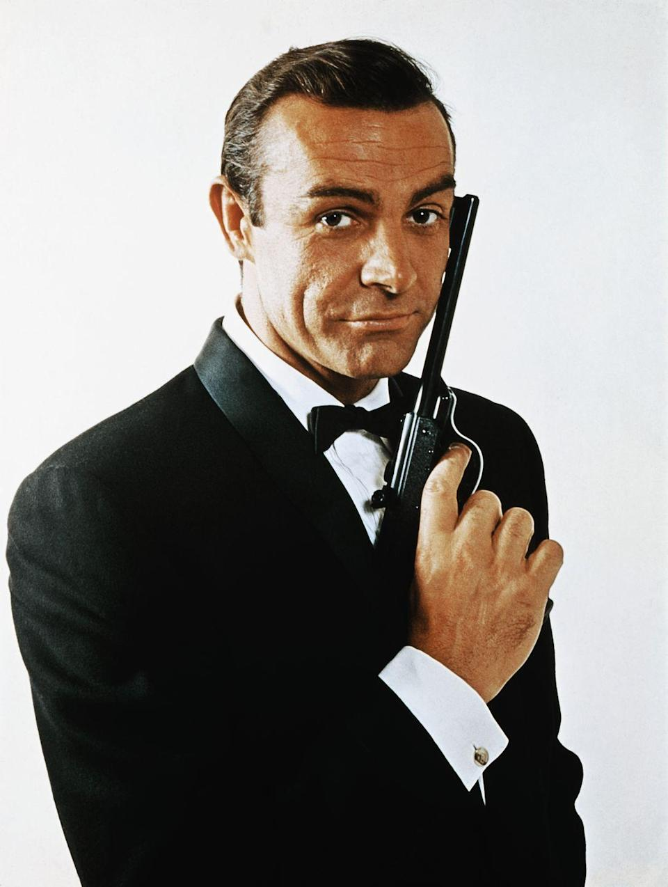 """<p>When the role of James Bond is being cast, Hollywood's youngest and finest line up for the job. But it was a job Sean Connery is known to have grown tired of and, by the end, despised. In a 1965 <em><a href=""""https://time.com/4008500/sean-connery-birthday-85/"""" rel=""""nofollow noopener"""" target=""""_blank"""" data-ylk=""""slk:Playboy"""" class=""""link rapid-noclick-resp"""">Playboy </a></em><a href=""""https://time.com/4008500/sean-connery-birthday-85/"""" rel=""""nofollow noopener"""" target=""""_blank"""" data-ylk=""""slk:interview"""" class=""""link rapid-noclick-resp"""">interview</a>, the actor shared that he was """"fed up to here with the whole Bond bit.""""</p>"""