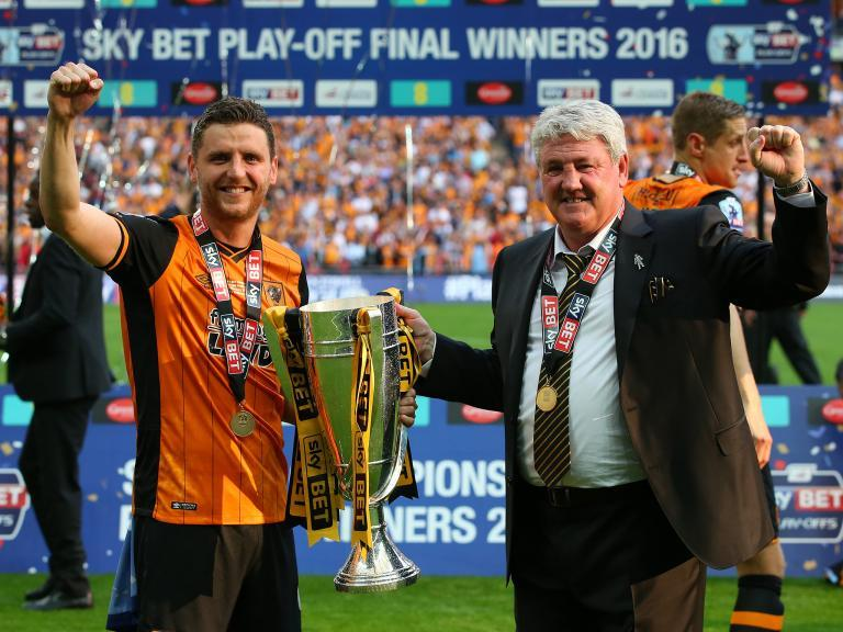 Hull City defender Alex Bruce told he will be released by the club... over Twitter