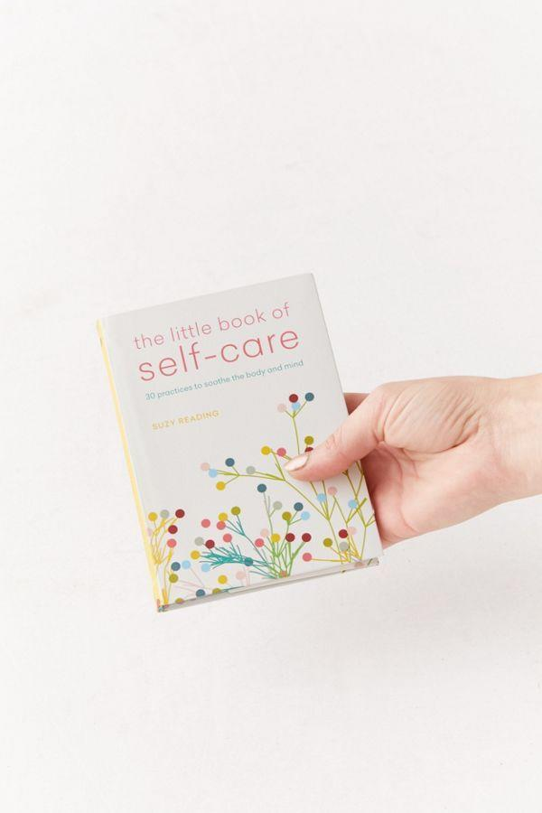 """<h3>The Little Book Of Self-Care</h3><br>Proving that the sweetest gifts can come in the smallest forms — this little book provides 30 practices of self-nourishment, from relaxation to mindfulness and emotional aid.<br><br><strong>Suzy Reading</strong> The Little Book of Self-Care, $, available at <a href=""""https://go.skimresources.com/?id=30283X879131&url=https%3A%2F%2Fwww.urbanoutfitters.com%2Fshop%2Fthe-little-book-of-self-care-30-practices-to-soothe-the-body-mind-and-soul-by-suzy-reading"""" rel=""""nofollow noopener"""" target=""""_blank"""" data-ylk=""""slk:Urban Outfitters"""" class=""""link rapid-noclick-resp"""">Urban Outfitters</a>"""