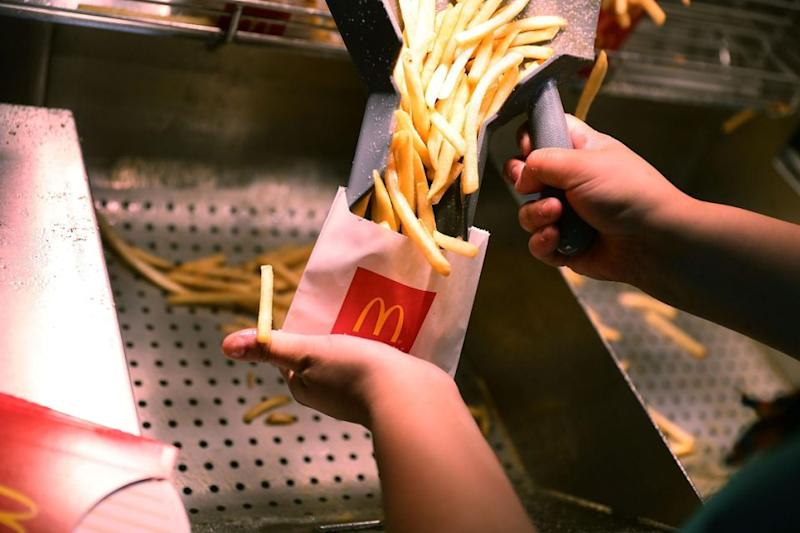 There's a right and a wrong way to request fresh fries. Photo: Getty