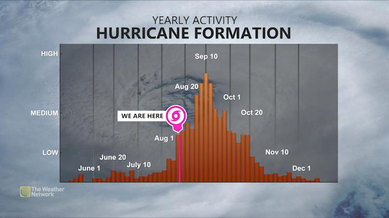 Hurricane Stats for 2020. Courtesy of NOAA