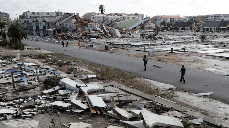 At least seven people are dead after Hurricane Michael tore through the Florida