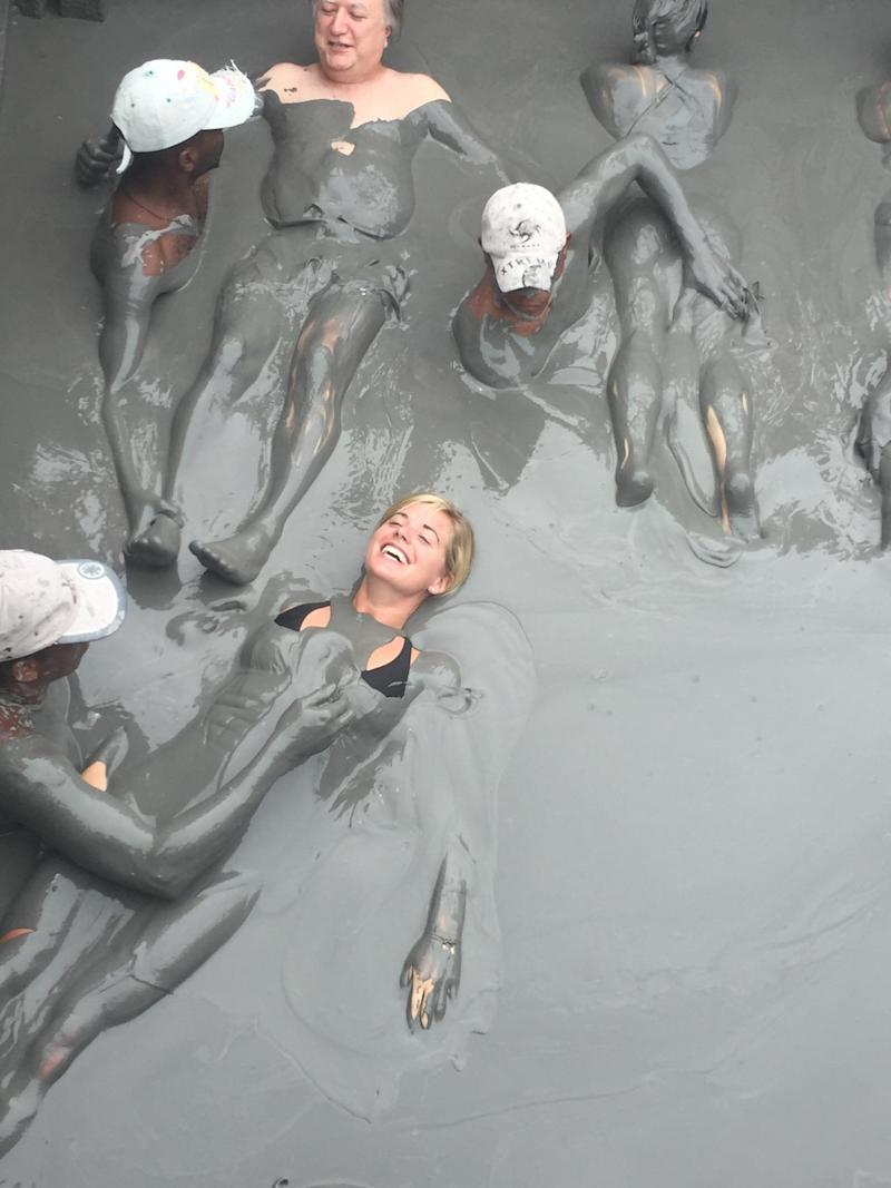 Why a mud volcano is the must try beauty experience in cartagena