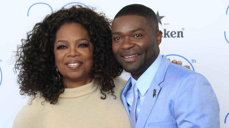 """<p>In September 2015, Oprah Winfrey announced she would donate $100,000 to the GEANCO foundation in honor of David Oyelowo, her costar in """"Selma"""" and """"The Butler,"""" according to The Hollywood Reporter. Oyelowo is involved with the charitable organization, which provides health programs and education to women and girls in Nigeria.</p> <p><small>Image Credits: Joe Seer / Shutterstock.com</small></p>"""