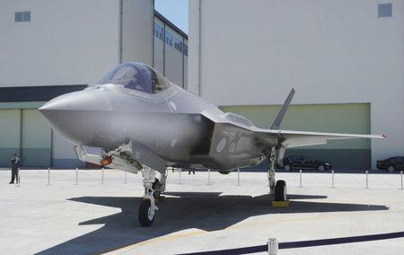 Search for Japanese F-35A that disappeared over Pacific Ocean remains ongoing