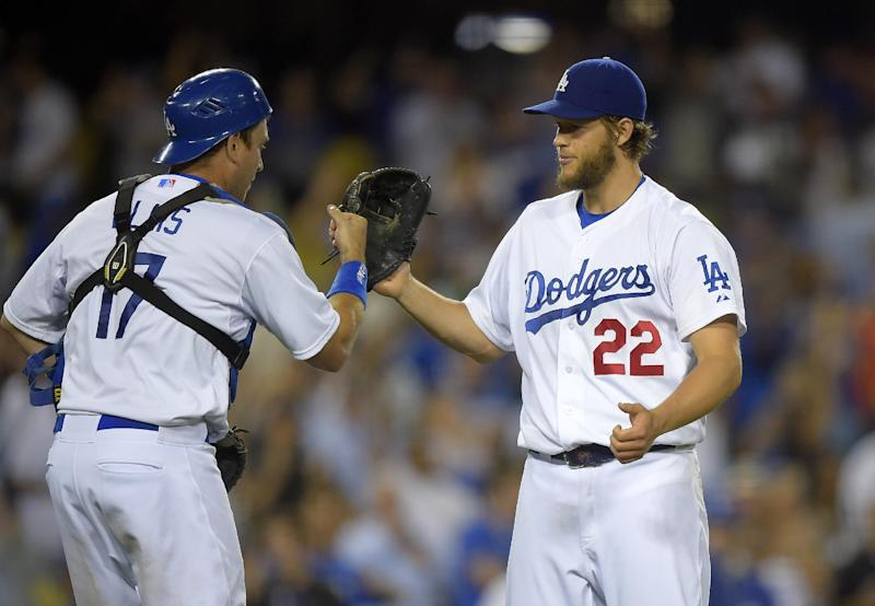 Streak over, Kershaw pitches Dodgers past Pads 2-1