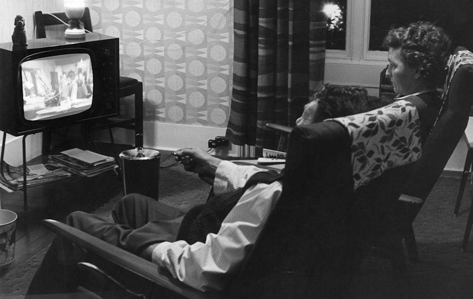 <p>Plus, you had to get up to change them. (Not to mention that your parents probably made you change it to whatever they wanted to watch because your family only had one TV.)</p>